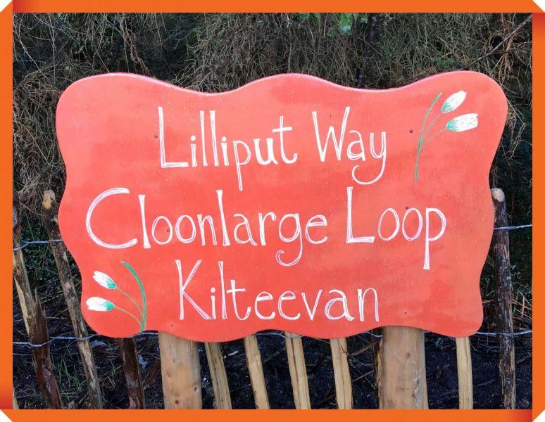 loop-sign-bog-cotton-framed