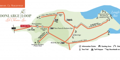 Updated Cloonlarge Loop Trail Map